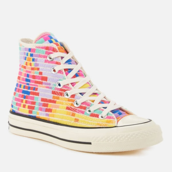 992a438d0e0 Converse Shoes - Chuck Taylor All Star x Mara Hoffman 70 s High Top